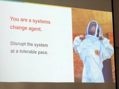 EcoRise Teacher Ambassadors are Systems Change Agents