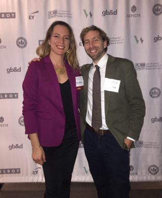 Gina LaMotte Wins WSLA at Greenbuild Chicago