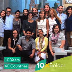 10xbetter RIS and USGBC partnership brough us Global