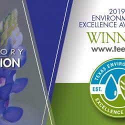 2019 Texas Environmental Excellence Award for Education