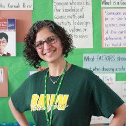 Sabina Malkani, EcoRise Teacher, Washington, D.C.