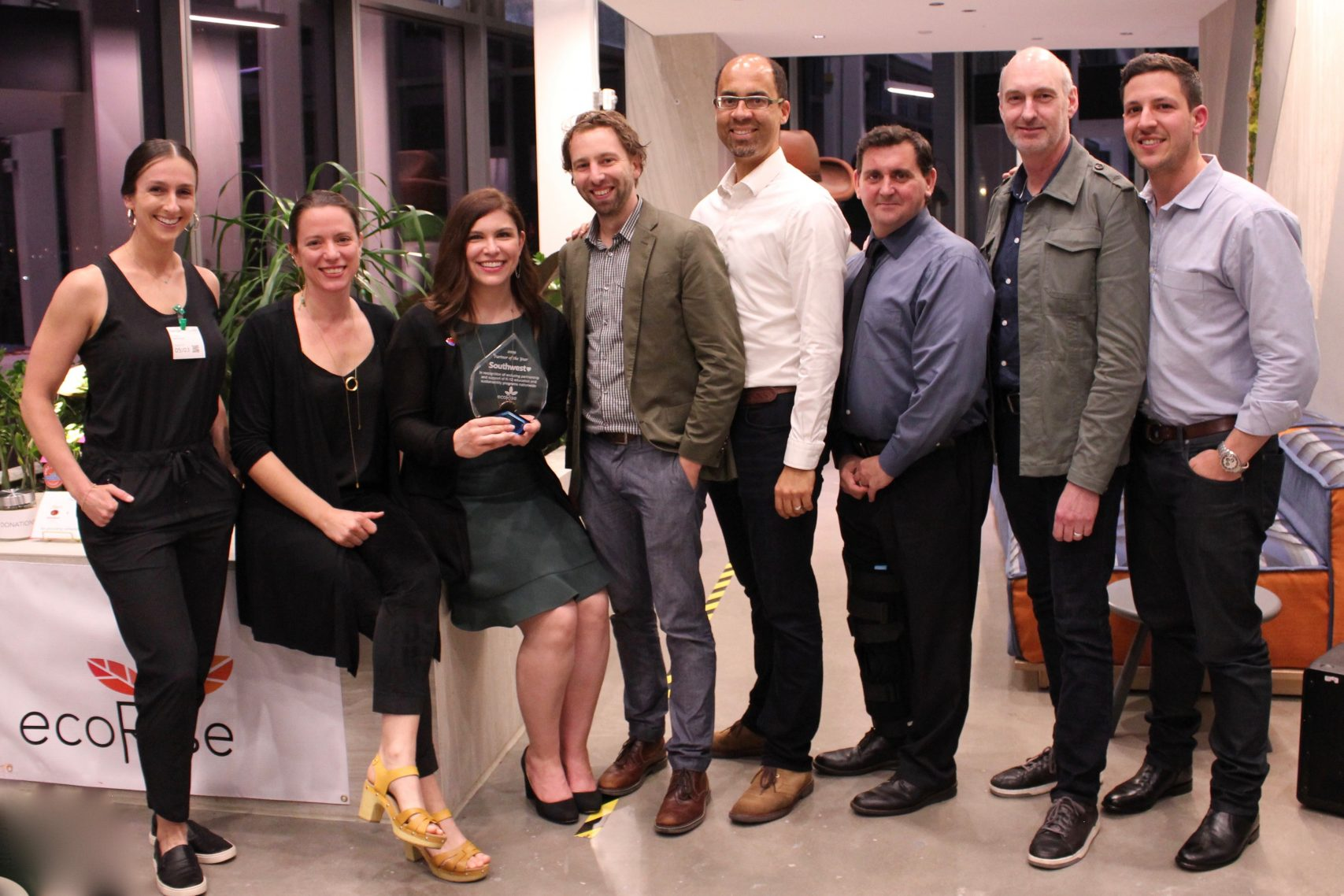 Southwest Airlines Partner of the Year Award