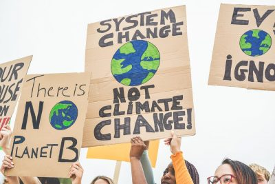 systems change not climate change