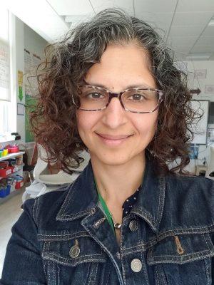 Sabina Malkani, EcoRise Elementary Teacher of the Year