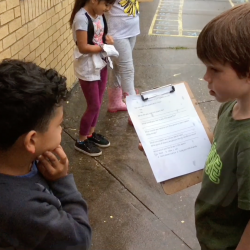 student survey data collection